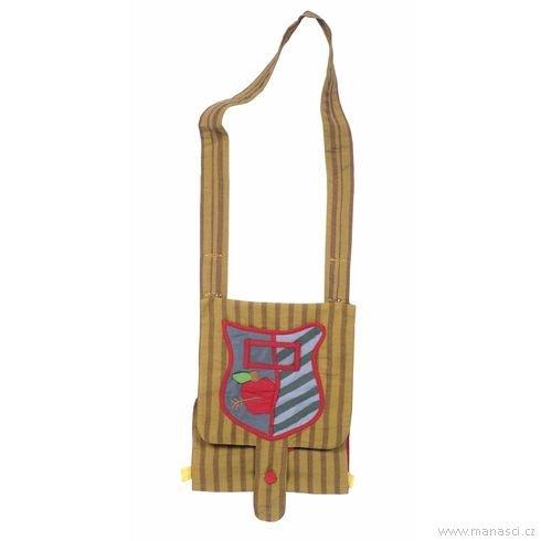 <strong>Výprodej</strong> Dětská taška přes rameno panáček - Maňásci