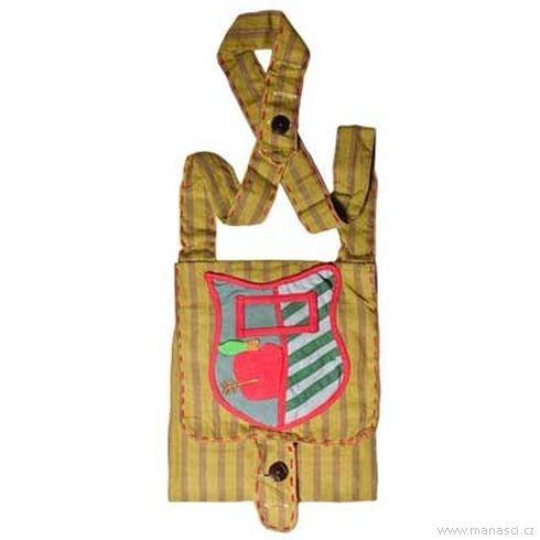Dětská taška přes rameno panáček - Maňásci