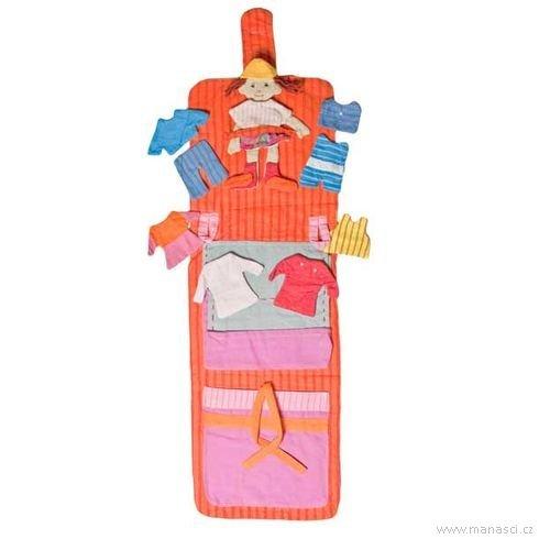 <strong>Výprodej</strong> Dětská taška přes rameno panenka - Maňásci