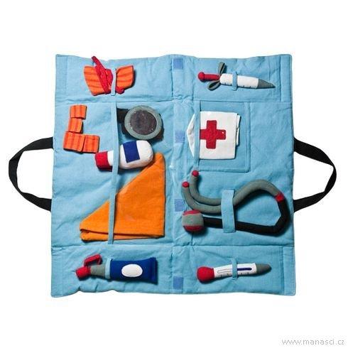 Doktorský kufřík - Maňásci