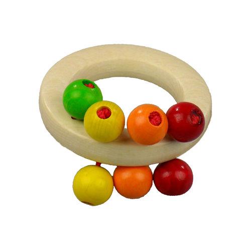 <strong>Výprodej</strong> Beans – dřevěná hračka doruky - Maňásci