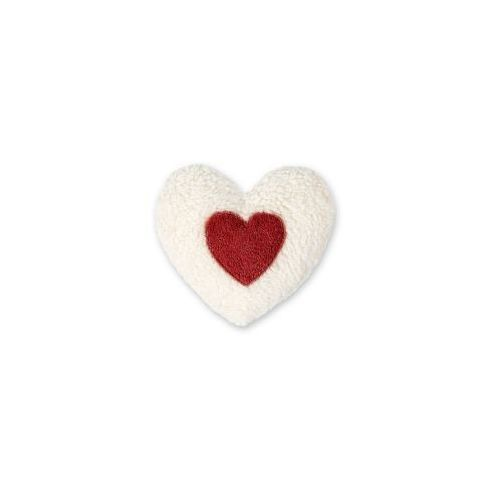 Srdce – nahřívací polštářek  - Maňásci