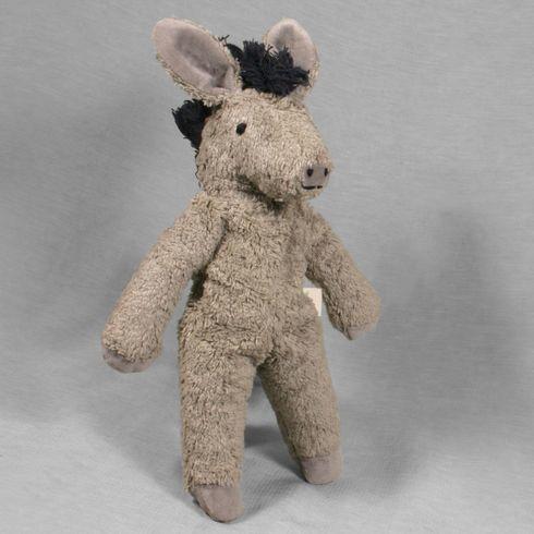 Oslík – plyšová hračka mazlíček - Maňásci
