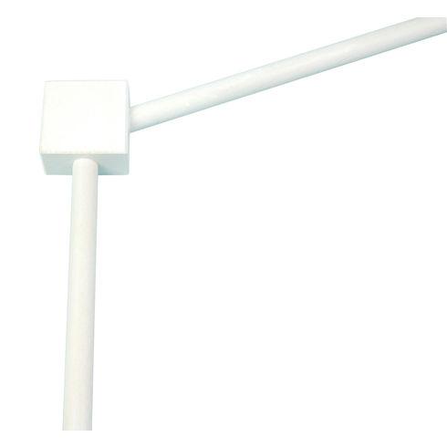 <strong>Výprodej</strong> Univerzální bílý držák nazávěsný kolotoč XL - Maňásci