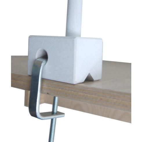 Univerzální bílý držák nazávěsný kolotoč XL - Maňásci