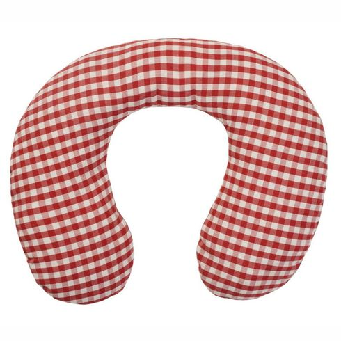 <strong>Výprodej</strong> Šíjový polštářek proděti bílý 0+ - Maňásci