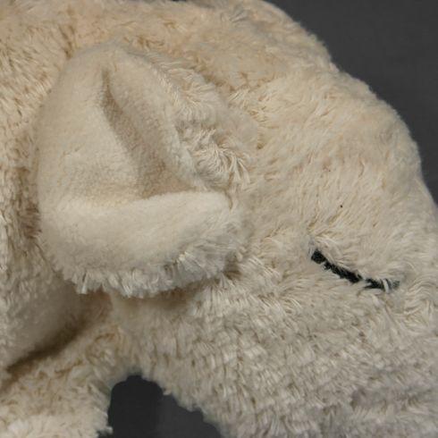 <strong>Výprodej</strong> Myš malá – plyšové zvířátko +nahřívací polštářek, třešňové pecky - Maňásci