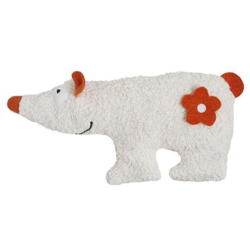 Lední medvídek – plyšová hračka mazlíček BIObavlna - Maňásci