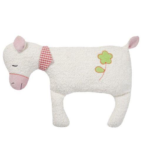 Bílá ovečka BIObavlna – mazlíček plyšová hračka - Maňásci