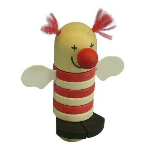 <strong>Výprodej</strong> Happy klaun – doplňky kdekoracím - Maňásci