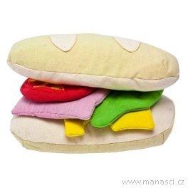 Hrajeme sinakuchaře – sendvič