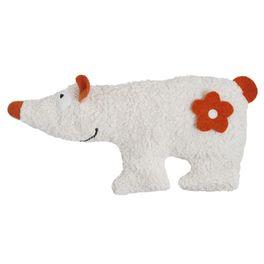 Lední medvídek – plyšová hračka mazlíček BIObavlna