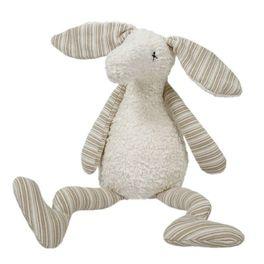 Jonatán béžový – plyšová hračka mazlíček BIObavlna