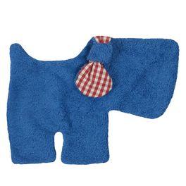 Pejsek modrý BIObavlna – mazlíček usínáček