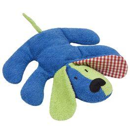 Barevný pejsek BIObavlna – mazlíček plyšová hračka