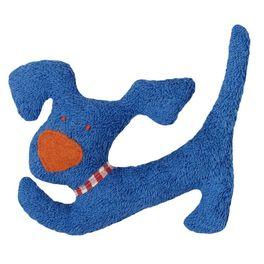 *AKCE* Modrý pejsek BIObavlna – mazlíček schrastítkem