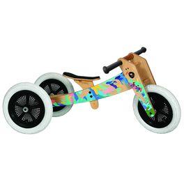 *AKCE* Ekologické odrážedlo Wishbone bike 3-v-1 limitovaná edice Tangaroa